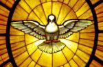 Taube als Symbol für den Heiligen Geist
