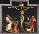 Kreuzigung Isenheimer Altar